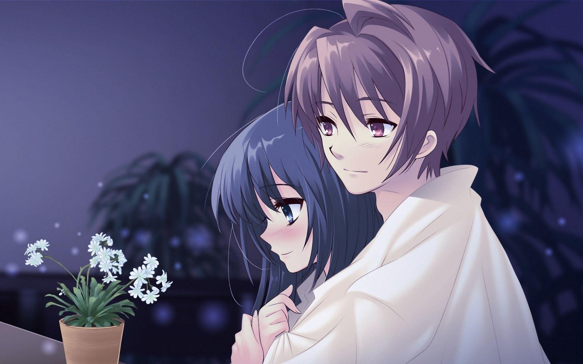 Pin On Anime Couple S