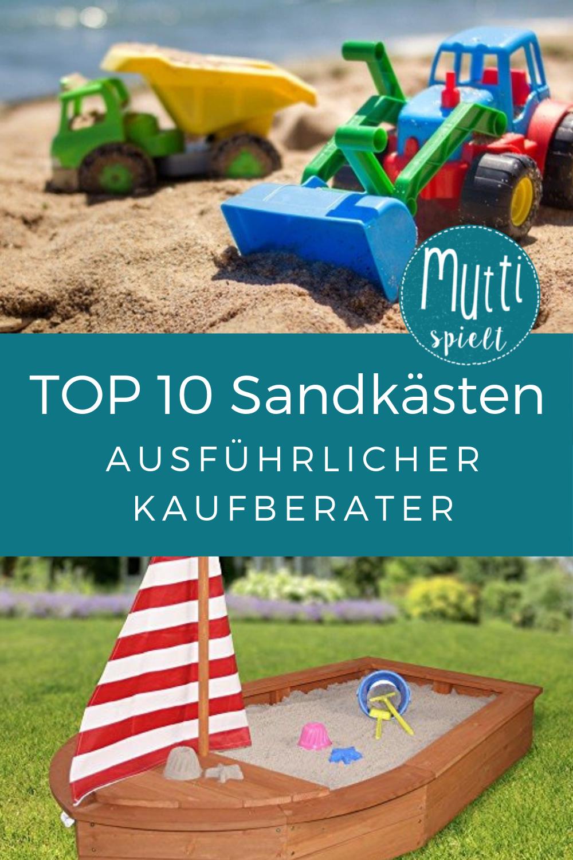 Sandkästen Eure ausführliche Kaufberatung | Sandkasten
