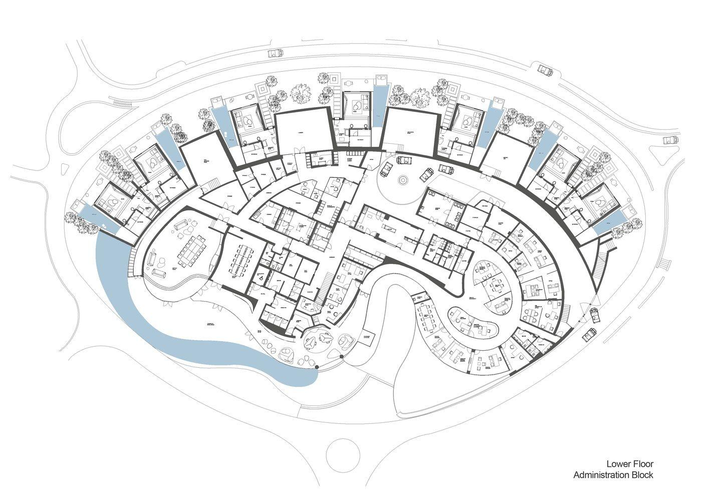 Gallery of nikki beach torba gokhan avcioglu 29 architecture plan residential architecture