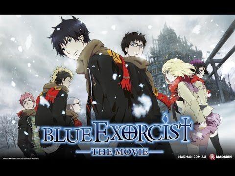 blue exorcist the movie english dubbed