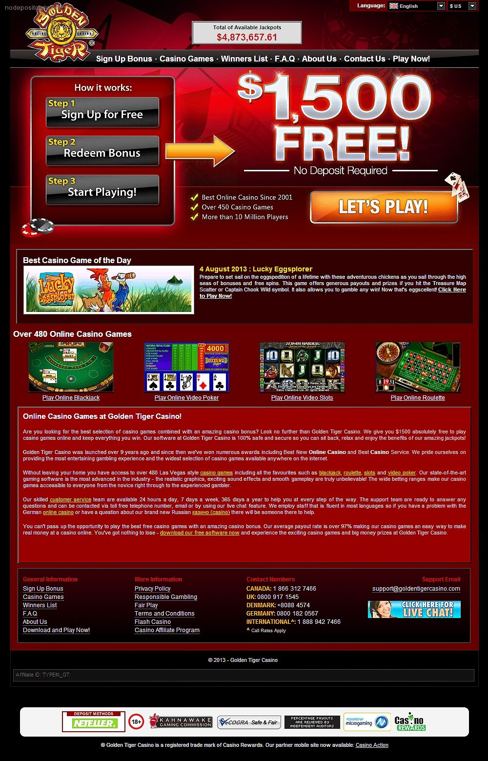 Let it Spin speel speelautomaten online