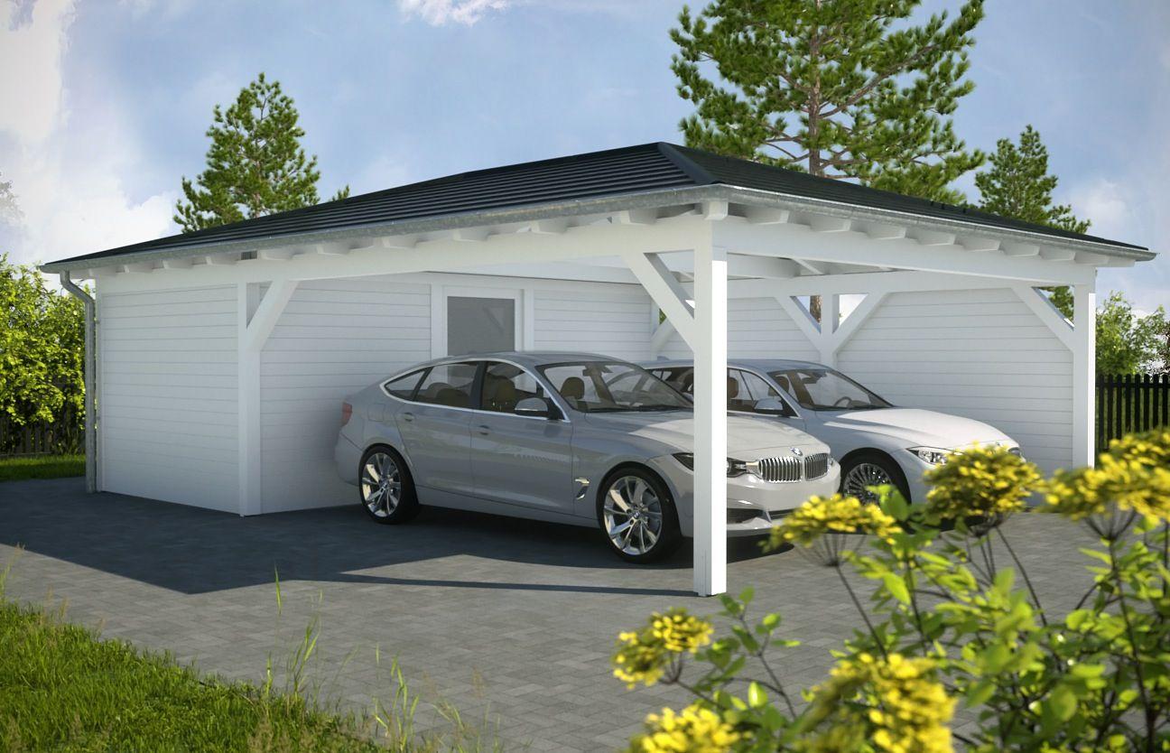 Pin Von Inga Lichtenauer Auf Carport In 2020 Walmdach Dach Carport