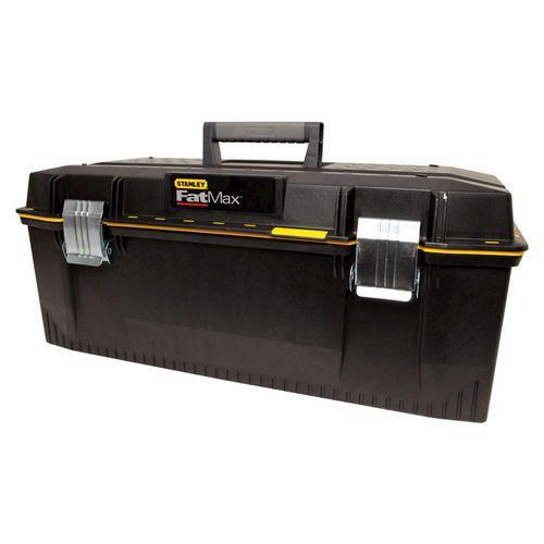 Fatmax 28 Structural Foam Water Resistant Toolbox At Menards Tool Box Tool Storage Mobile Tool Box