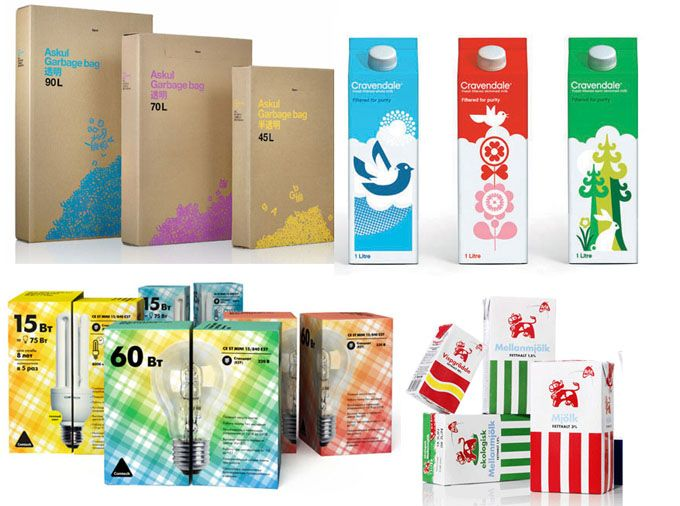 box packaging designs