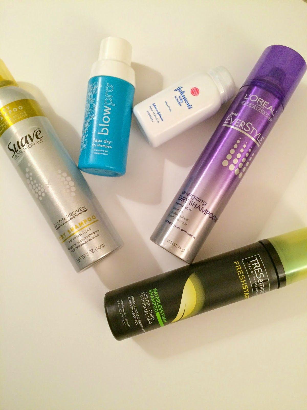Style My Way Shampoo, Dry shampoo, Beauty