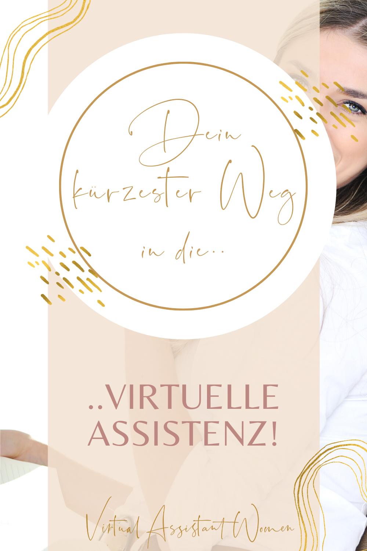 So Wirst Du Virtuelle Assistenz Dein Step By Step Guide Virtual Assistant Women Online Geld Verdienen Job Geld Verdienen