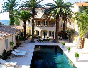 Hotel Pastis St Tropez