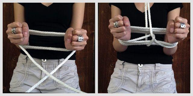 Do It Yourself Home Design: 3-4-rope-handcuff-wrap-bondage