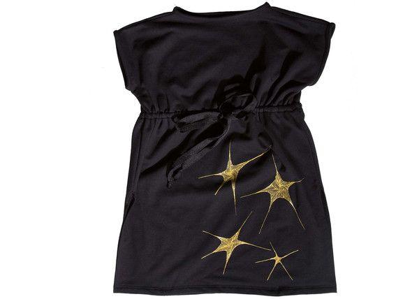 "Salt City Emporium  ""Star"" children's dress"