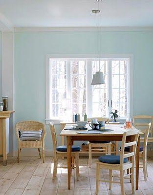 Boys Room Color: WILLIAMSBURG Color Collection By Benjamin Moore   Ewing  Blue CW 585