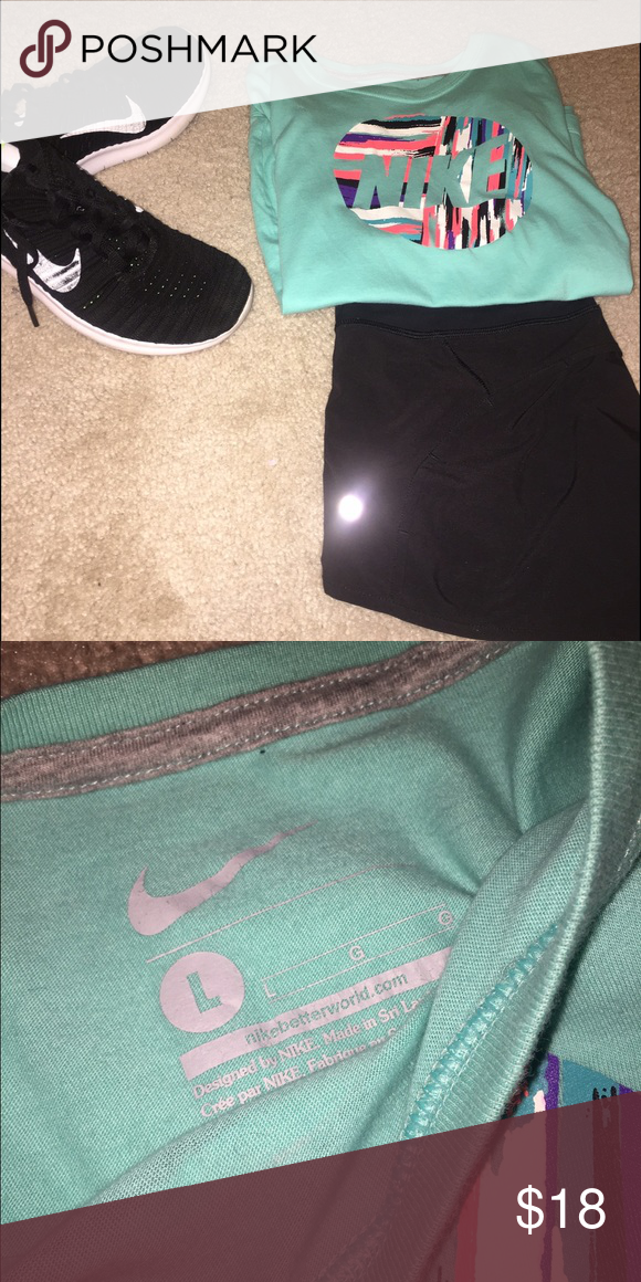 nike t shirt great condition only worn few times Nike Tops