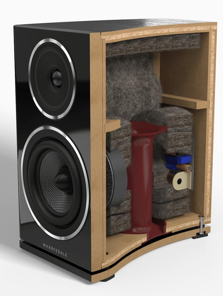 Wharfedale Diamond 11 Celebrating 85 Years The Audiophile Man Speaker Box Design Audio Design Speaker Design