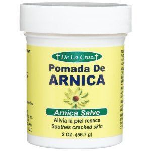 Arnica Salve Ointment Pomada De Arnica De La Cruz Beauty Helps Soothes Cracked Skin And H Healing Dry Skin Herbal Essential Oils Best Natural Skin Care
