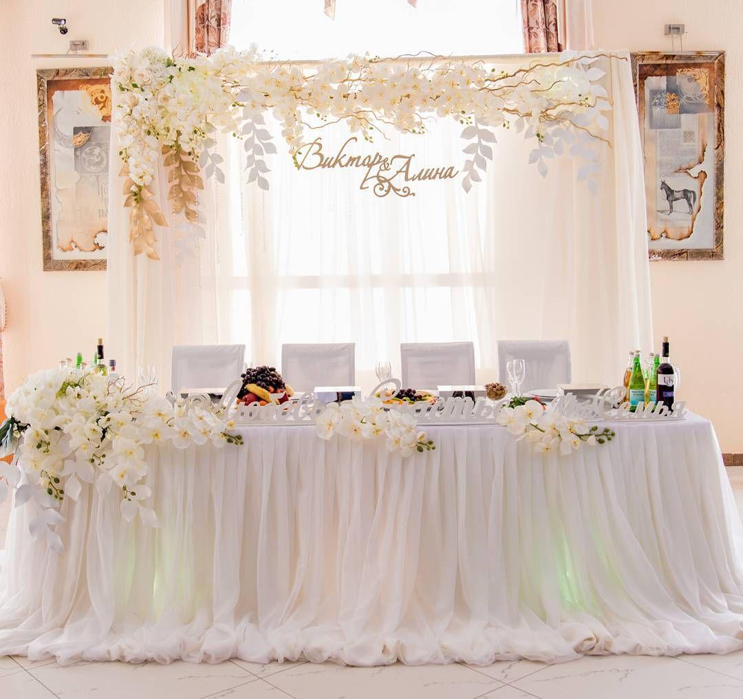 свадебный декор свадьбу