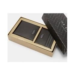 Photo of Leather Wallet And Cardholder Gift Set Ted Baker