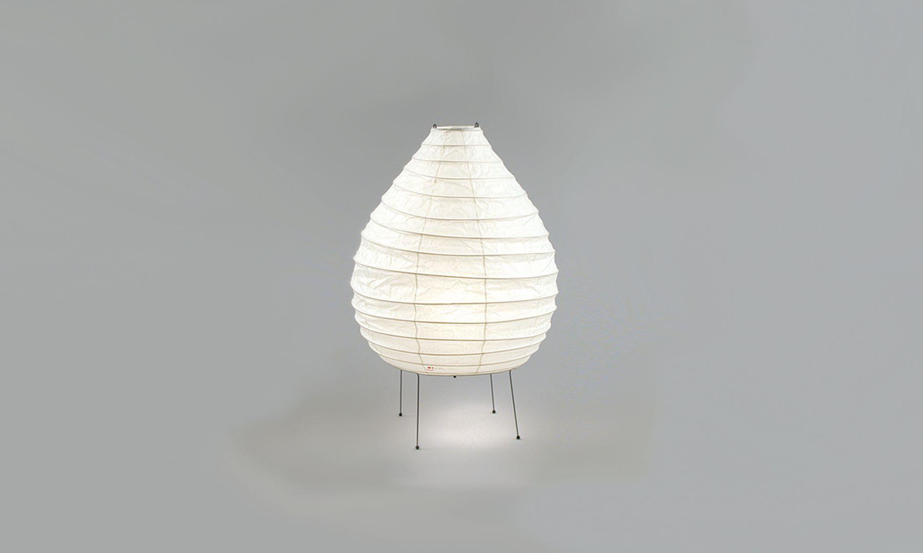 LUMINAIRE NOGUCHI LAMPE AKARI 22N inspirations