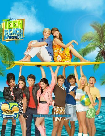 Disney Channel Goes A Capella with 'Teen Beach Movie'