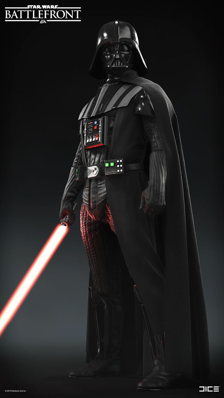 - Maxi Poster PP34020-360 61cm x 91.5cm Dark Side Star Wars Battlefront
