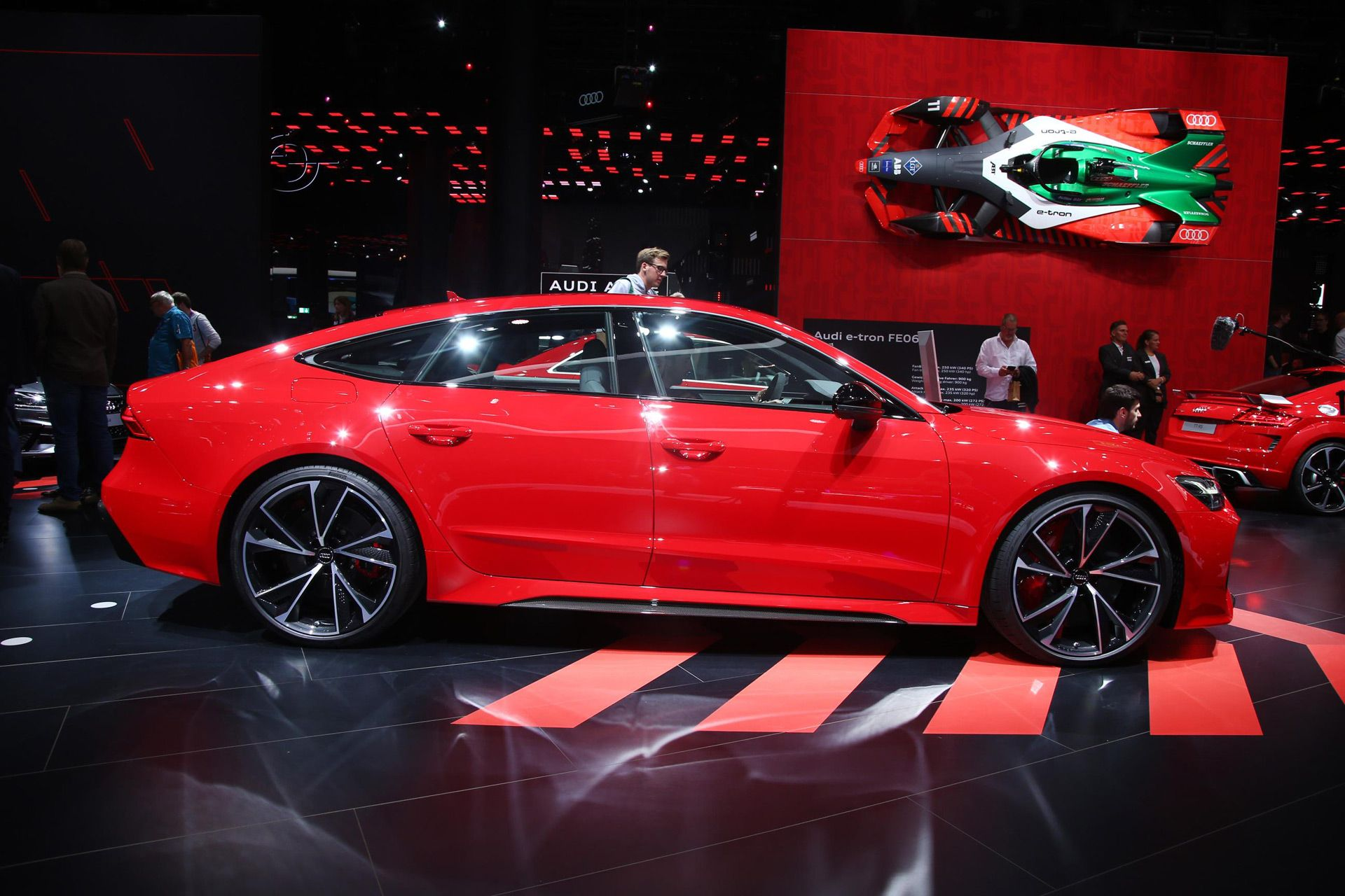 The 114,995 2021 Audi RS 7 will take you to 190 mph in