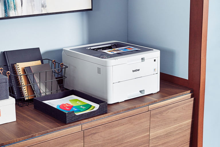 These Color Laser Printers Offer Blazing Speeds And Great Image