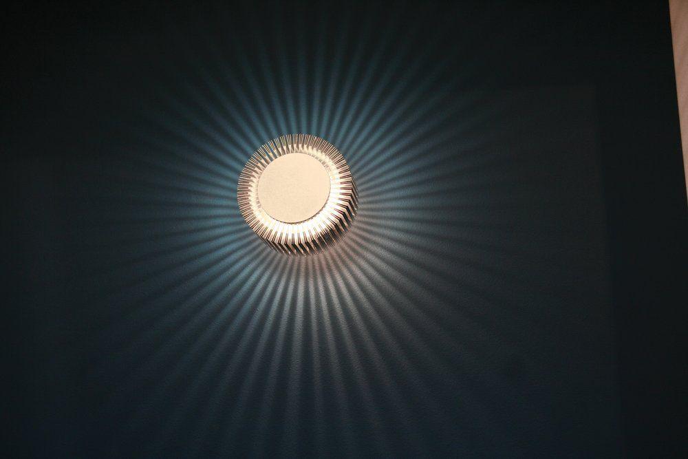 Wandleuchte CORONA 2/90 Lamp, Home decor, Decor