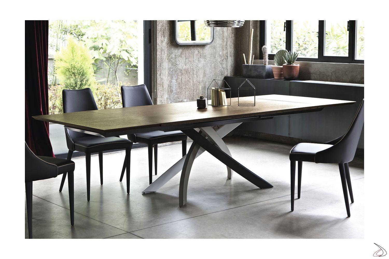 Migliore Tavoli Soggiorno Allungabili In 2020 Italian Furniture Modern Dining Table Extendable Dining Table