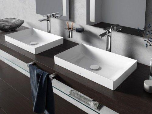 Vasque salle de bains  l\u0027ultra finesse, c\u0027est tendance La maison