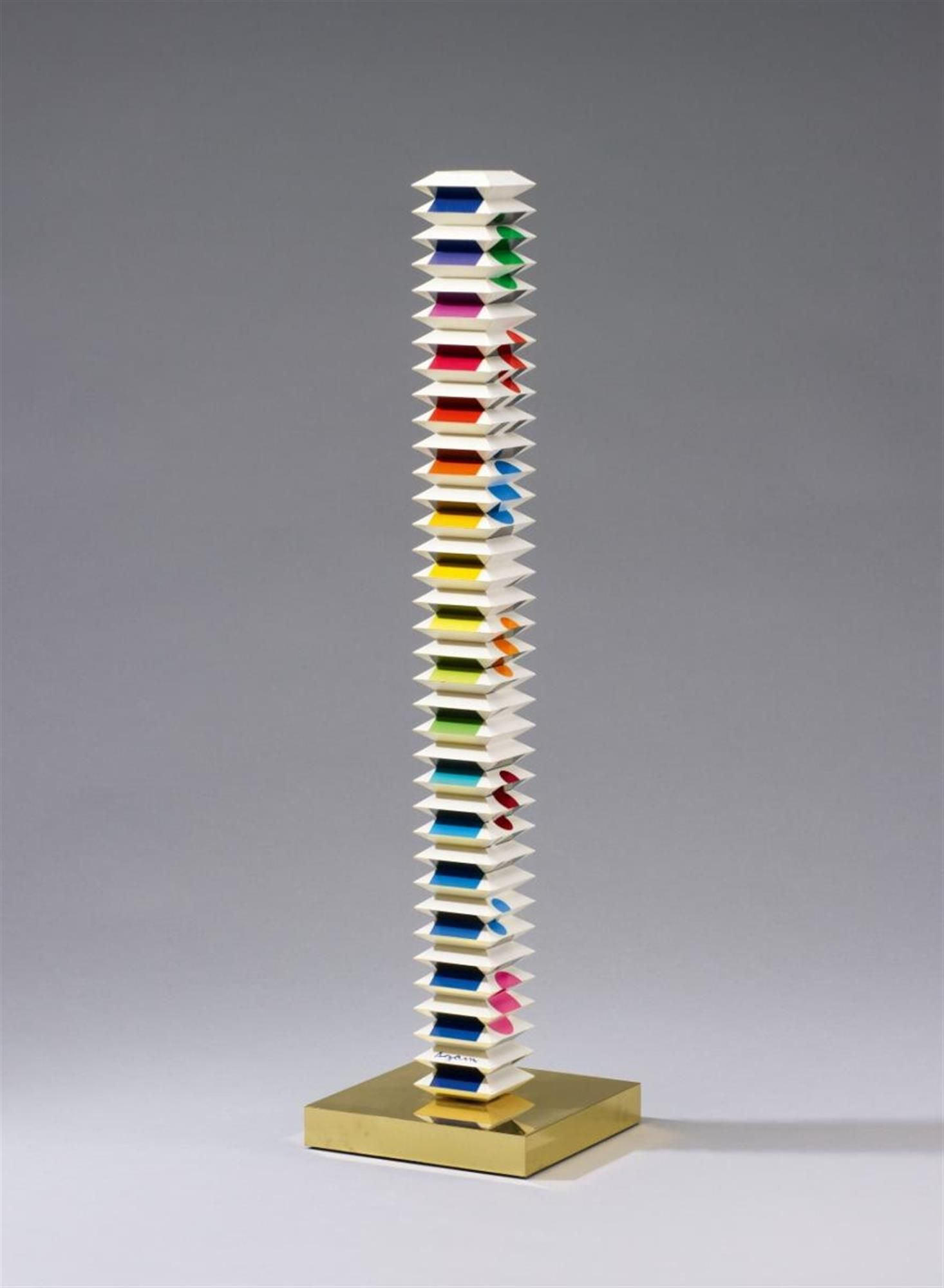 yaacov agam sculpture - Google Search