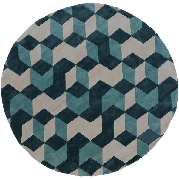 tufted beecher contemporary geometric rug 8