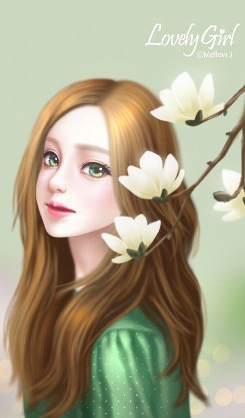 Gambar Enakei Lovely Girl And Art Lovely Girl Image Art Girl