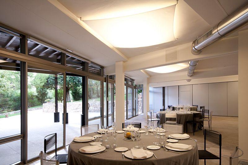 Mas de Canicati Restaurant. Nonna Design. Custom Space Solutions