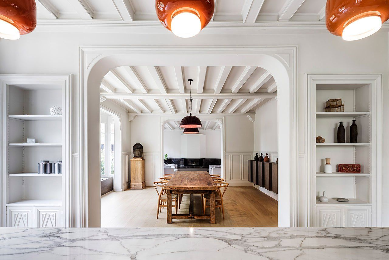 Maison A Colombages A Stunning 19th Century Restoration In