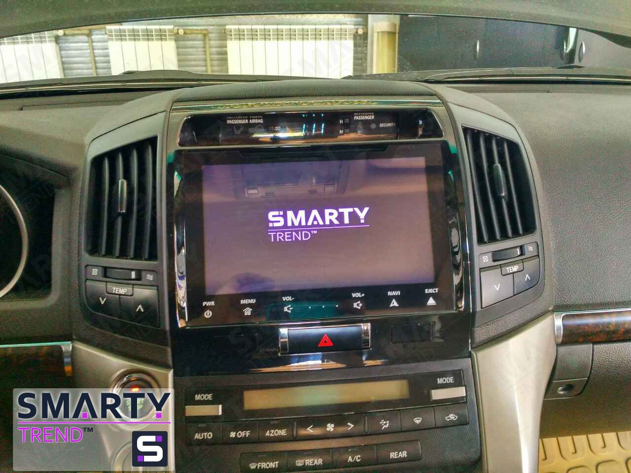 Smarty trend for toyota land cruiser 200 2008 2015