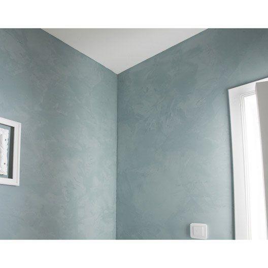Enduit Decoratif Mat Mineral Maison Deco Bleu Fjord 6 Kg Enduit Decoratif Maison Deco