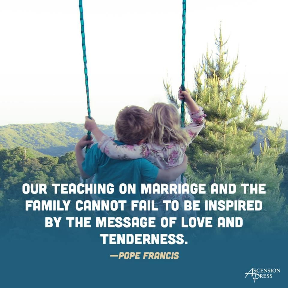 Pin by Philline on Ascension Press Love messages, Pope