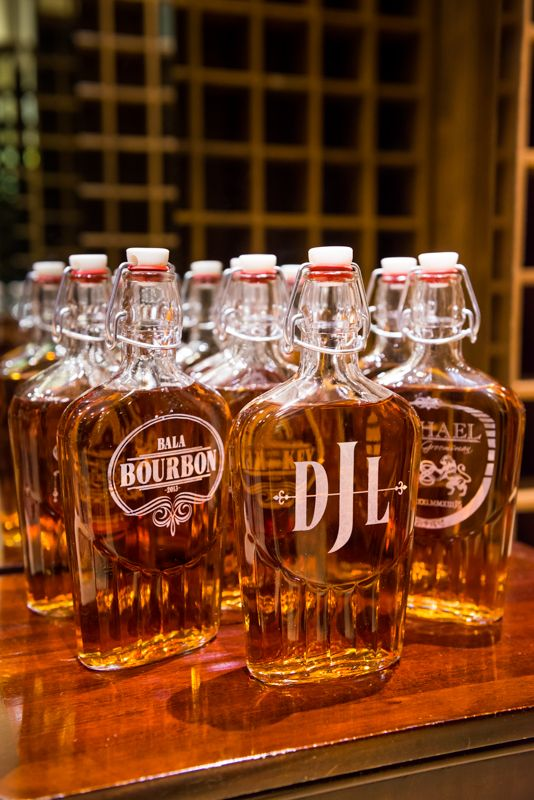 Groomsmen Gifts Personalized Whiskey Bottles Only The Best For Boys