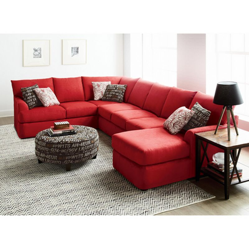 Whole Home 174 Md Ferris 3 Piece Sectional Sofa Sears