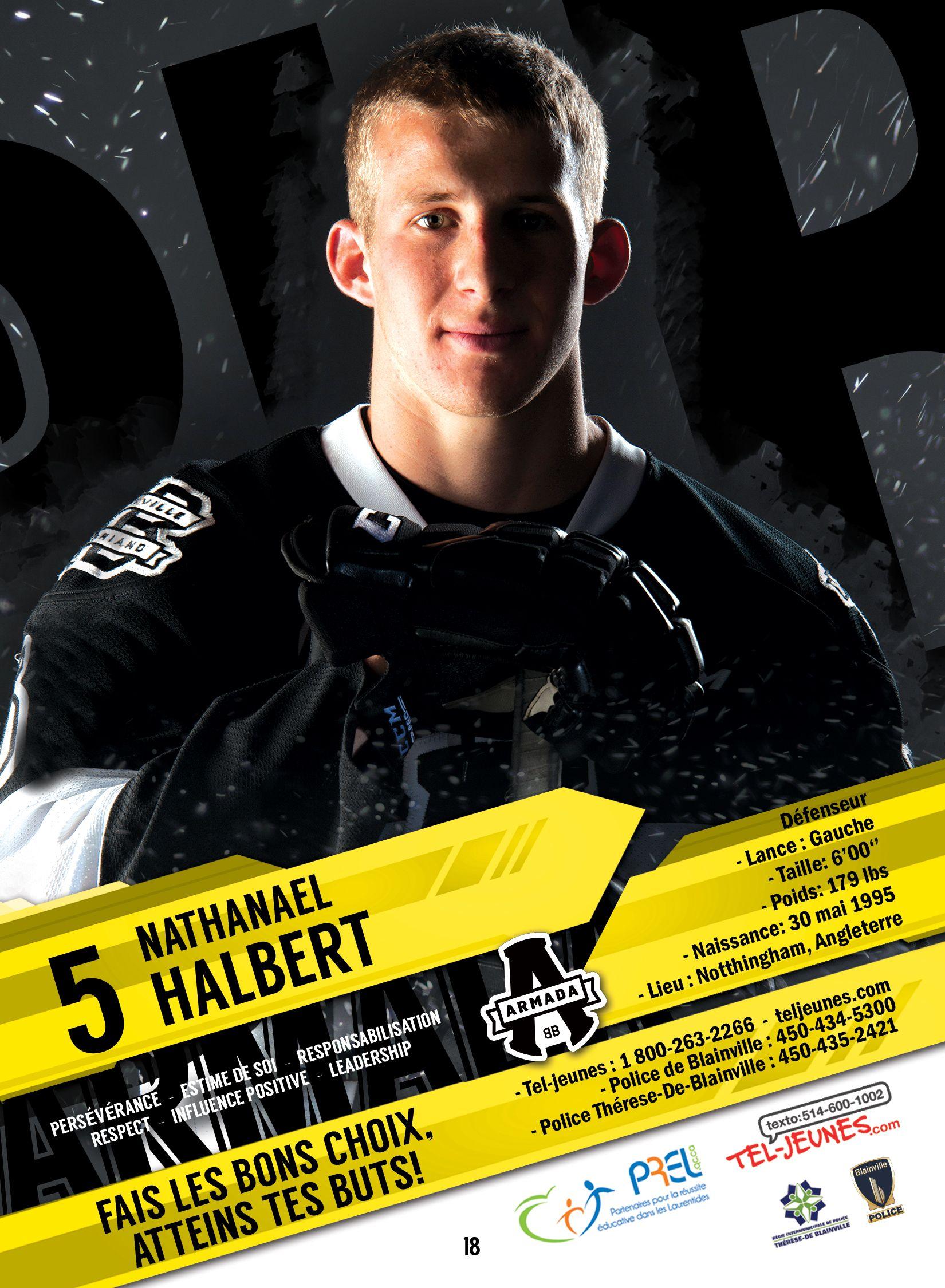 Nathanael Halbert #5