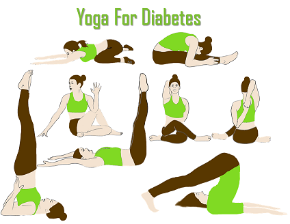 highly effective yoga exercises for diabetes  yoga the