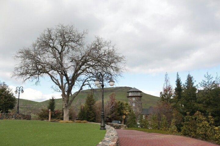 A Lighthouse Castle in Clovis,  California