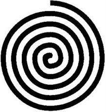 Resultado de imagen para como hacer un espiral