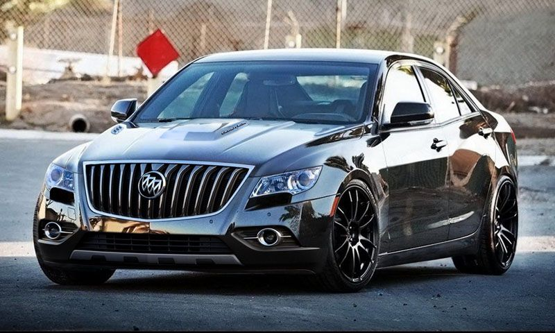 2015 Buick Grand National >> 2015 Buick Grand National New Concept Pictures Cars Chrome Fins