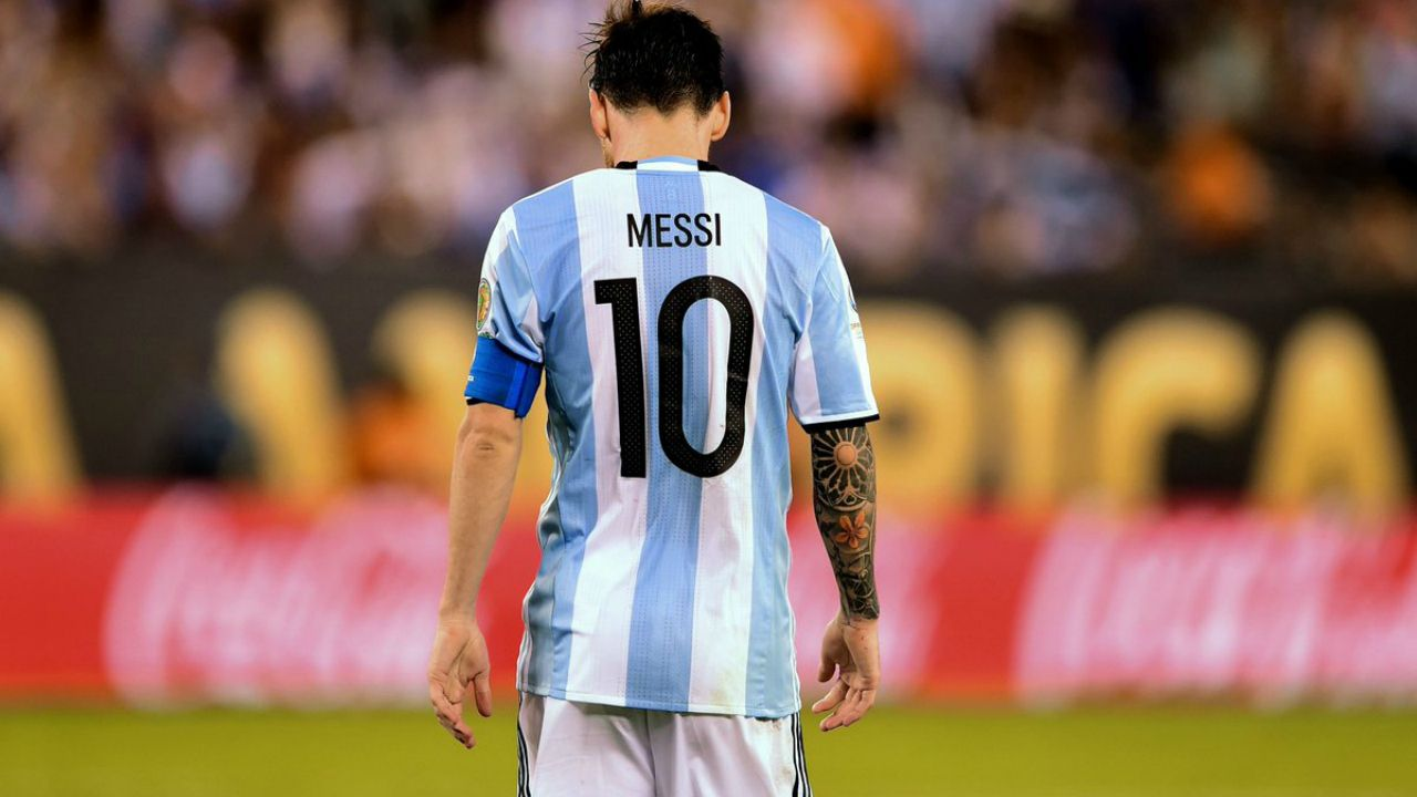 Your work week presented by lionel messi lionel messi