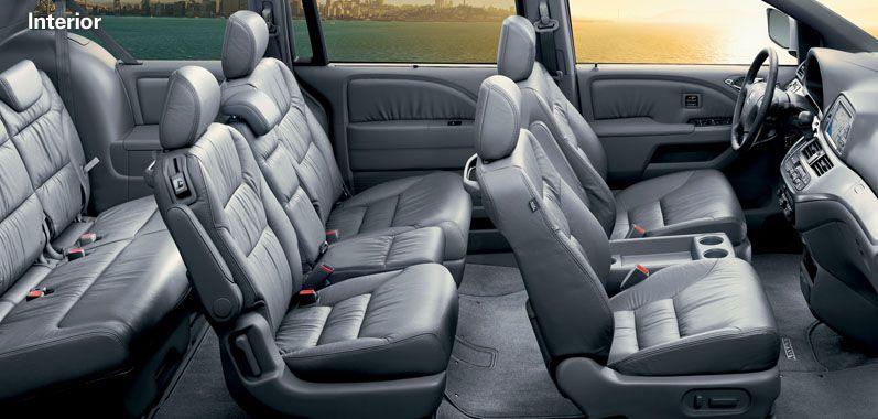 Honda Odyssey 8 Seats Google Search