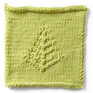 Free Knitting Stitch Gallery : Stitch Gallery - Pine Tree Yarn Free Knitting Patterns Crochet Patterns...
