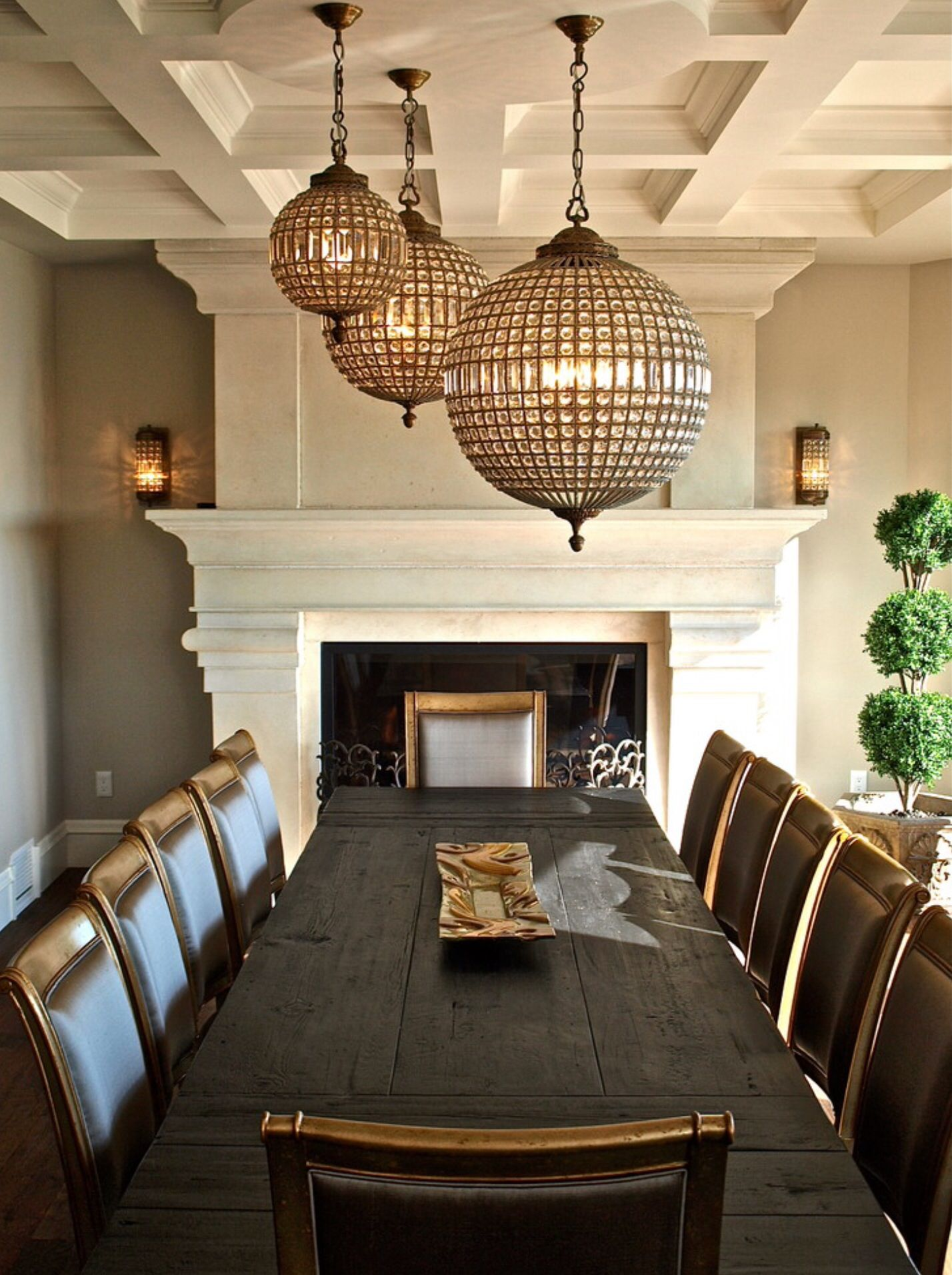 Restoration Hardware Lighting. 1395$ For One. Amazing Pictures