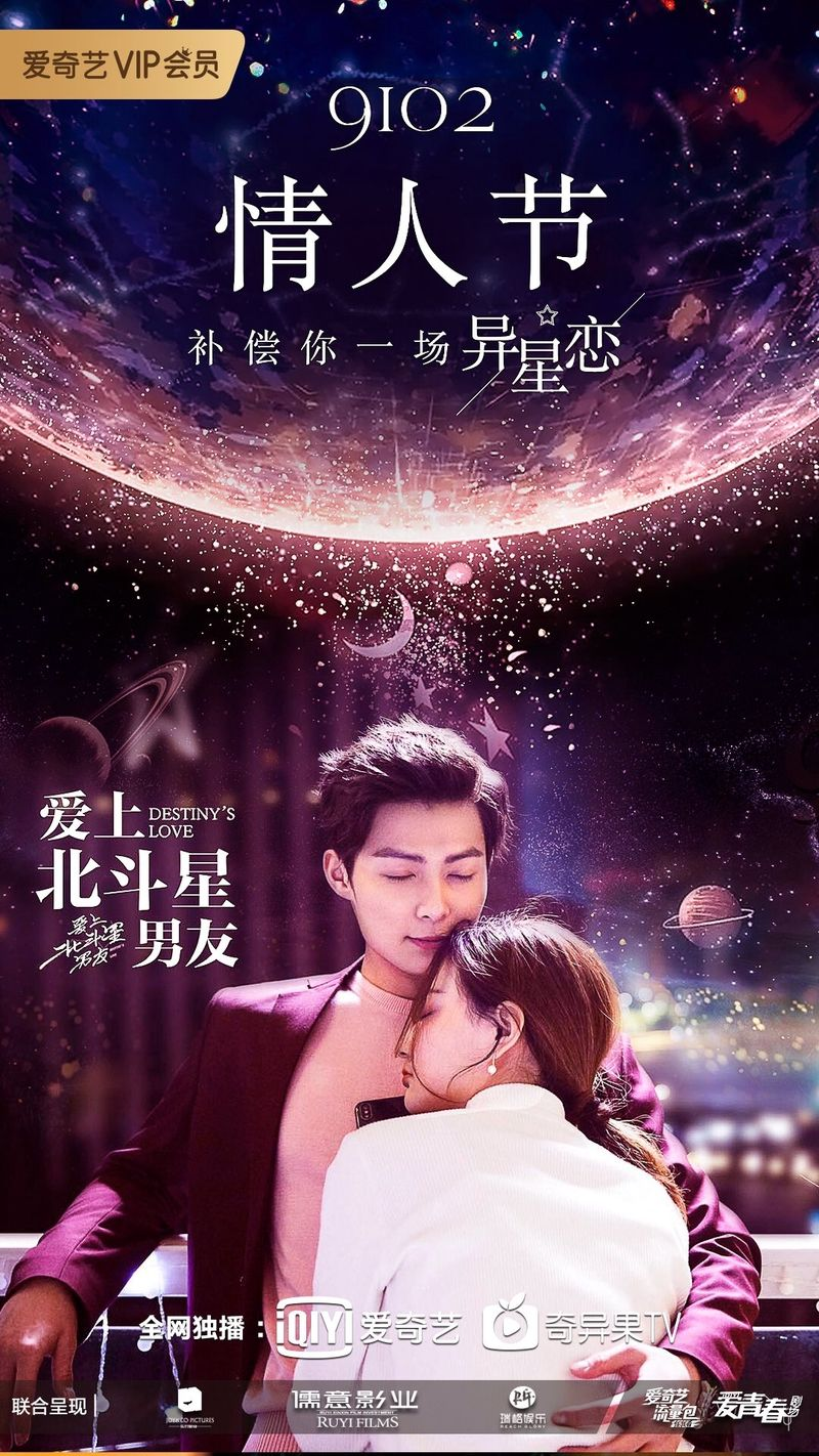 Destiny's Love (2019) Chinese Drama  Native Title: 爱上