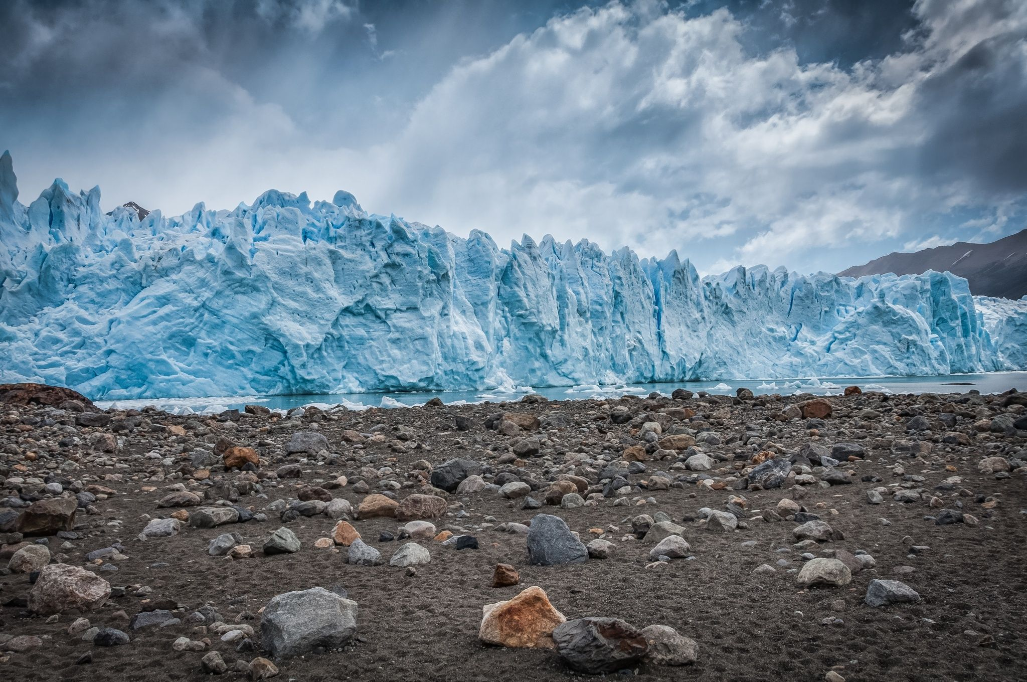 Patagonia Ice Cap by Robert Peddle on 500px
