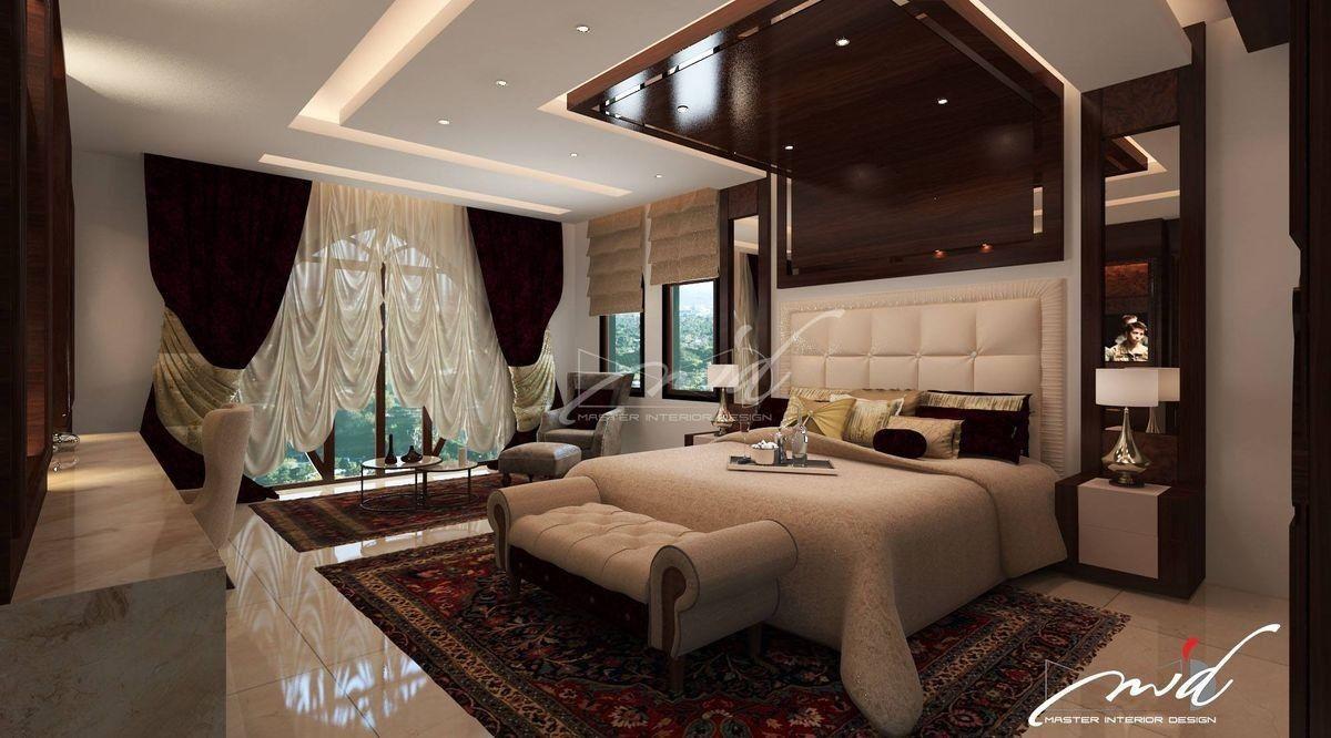 الجواد للديكور 03223715   Ceiling design bedroom, False ...