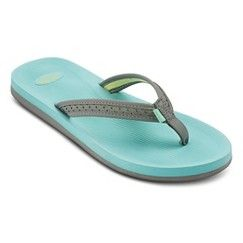 2952d04bf19f7 Women s C9 by Champion® Lilah Flip Flop Sandals - Grey 10. Get surprising  discounts up to 50% Off at Target with Coupons and Promo Codes.